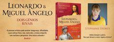 Sinfonia dos Livros: Novidade TopSeller | Leonardo & Miguel Ângelo: Doi...