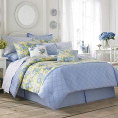 Buy Laura Ashley® Salisbury Comforter Set from Bed Bath & Beyond