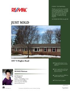 JUST SOLD - 1057 S HUGHES