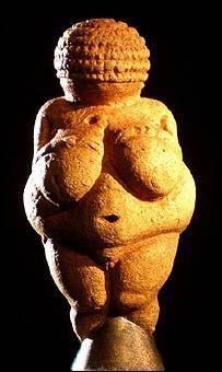 Venus de Willendorf, diosa de la fertilidad, la madre tierra, figura de la madre: