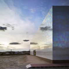 'MUCA' music and cultural centre by Cor & Partners in Algueña, Alicante, Spain