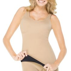 ASSETS Red Hot Label by Spanx Flipside Firmers Tank Top - 1873  found at @JCPenney