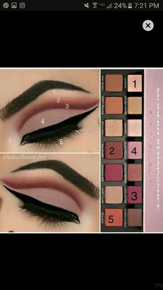 53 ideas eye brown makeup products life for 2019 Brown Makeup, Blue Eye Makeup, Eyeshadow Makeup, Eyebrow Makeup, Eyeshadow Palette, Anastasia Makeup, Tweezing Eyebrows, Best Eyebrow Products, Beauty Products
