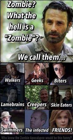 Image result for walking dead season 6 funny
