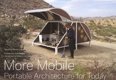 // More Mobile: Portable Architecture for Today //  Office of Mobile Design (OMD) www.designmobile.com