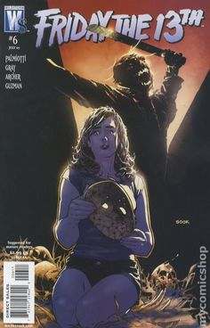 Friday The 13th (2006 DC Wildstorm) 6