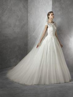 9bdde9ff8f10 Svatební šaty Pronovias Tamira 2016 Svatební Šaty Pro Princezny
