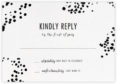 Order - Untitled Event - Paperless Post