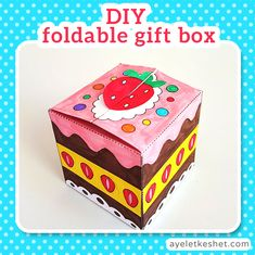 Make a DIY paper box