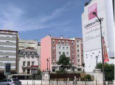 Misérias de Lisboa: AVENIDA FONTES PEREIRA DE MELO