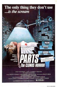 The Clonus Horror (1979) Horror