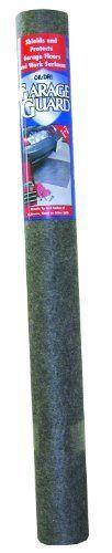 Oil-Dri L90693 Garage Guard Polypropylene Rug Oil Mat, 5' Length x 3' Width by Oil-Dri