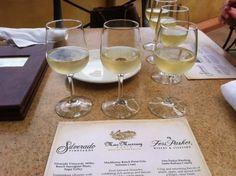 Wine Tasting at DCA Alfresco Wine Lounge Disney Family Wines