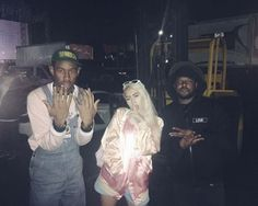Image result for kali uchis and tyler the creator