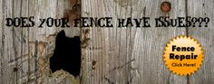 We are renowned for providing our customers with superior quality wood fencing and gate products. We are the fencing repair company of choice in Forney.
