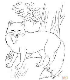 Image Result For Red Fox Coloring Page Fox Coloring Page