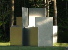 Edward Tufte: Sculpture