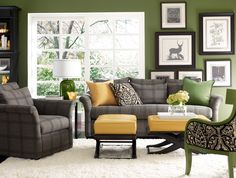c.r. laine 2500_2505RS_0411.jpg - traditional - living room - Barbara Schaver @ Furnitureland South