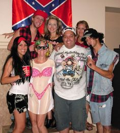 White Trash Parties: Party, Costume, Food and Gift Ideas