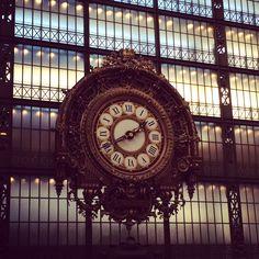 Musée d'Orsay, Paris #museedorsay#bautifulparis