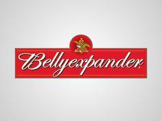 Bellyexpander - Budweiser