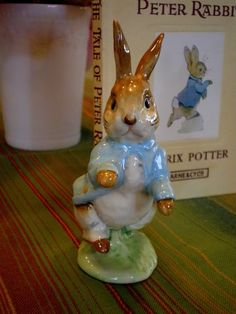Peter Rabbit, we have this one!!