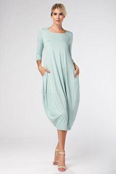 Find modest Apostolic clothing for today's modern women at Dainty Jewell's. Modest Dresses For Women, Modest Maxi Dress, Modest Outfits, Cheap Dresses, Modest Fashion, Fashion Dresses, Clothes For Women, Vacation Dresses, Swing Dress