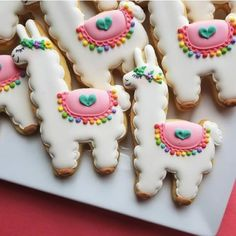 Ideas Cake Decorating Icing Design Sugar Cookies For 2019 Fancy Cookies, Iced Cookies, Cute Cookies, Royal Icing Cookies, Cookies Et Biscuits, Decorated Sugar Cookies, Owl Cookies, Iced Biscuits, Easter Cookies