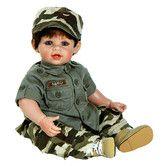 "Found it at Wayfair - Adora ""My Hero"" Doll with Brown Hair / Blue Eyes"