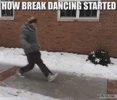 Funny pictures of the day pics) aww ueah lets break dance Really Funny, Funny Cute, The Funny, Funny Videos, Funny Memes, Jokes, Funny Gifs, Funniest Gifs, Meme Gifs