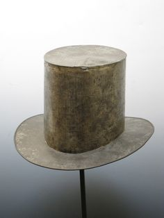Early Tin Hat