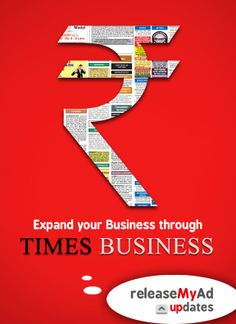 Read Newspaper, Times Of India, Target Audience, Growing Your Business, Print Design, Advertising, Letters, Times Business, Education
