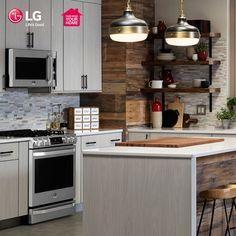 Savvy interior design tips are only a click away: http://www.lg.com/us/moving/get-inspired #MakeMovingEasy