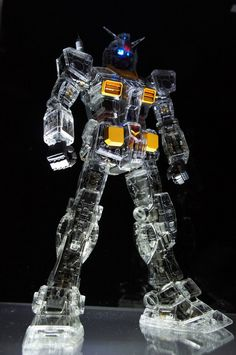 PG RX-78-2 Clear