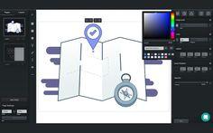 Tékhne Magazine: Vectr: free vector graphics design software