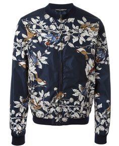 10 veste bombers pour homme teintées d'exotisme   Vogue