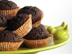 As receitas lá de casa: Queques de chocolate