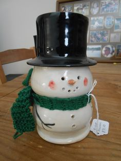 Jimmy the Snowman by KandLStudios on Etsy