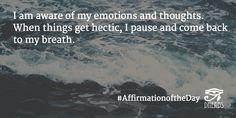 #AffirmationoftheDay