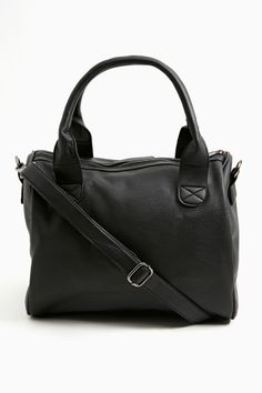 Hot To Handle Bag in Black by Nasty Gal