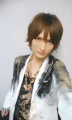 I like his jacket, I think it looks cool