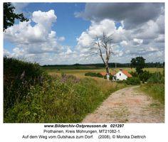 Prothainen, Auf dem Weg vom Gutshaus zum Dorf