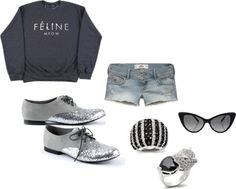 """""""Meow"""" by eternal-sparkles-stylist on Polyvore"""