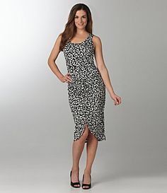 Graphic Animal Print = Bold Statement for Spring