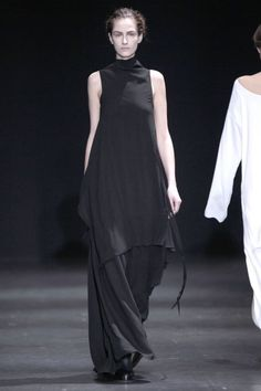 Paris Fashion Week: Ann Demeulemeester Fall 2014 - FLARE