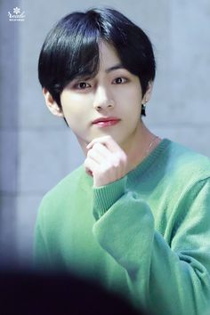 "Kim Taehyung at Park SeoJoon's Movie Premier ""The Divine Fury"""