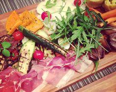 Antipasti at Terra del Capo Tasting Room Tasting Room, Tuna, Entertainment, Food, Eten, Atlantic Bluefin Tuna, Meals, Entertaining, Diet