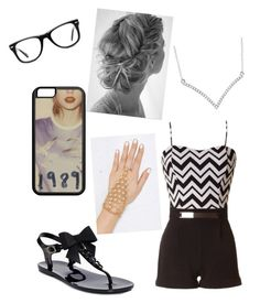 """""""Untitled #159"""" by nat-cat-iconic ❤ liked on Polyvore featuring Kate Spade, Muse and Allurez"""