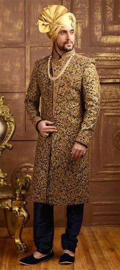 Mens Sherwani, Indian Sherwani, Indian Wedding Suit