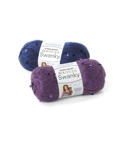 Boutique Swanky - Swanky is a basic yarn with oval shaped sequins added to it. Yarn and sequins are dyed to match for a stunning look.